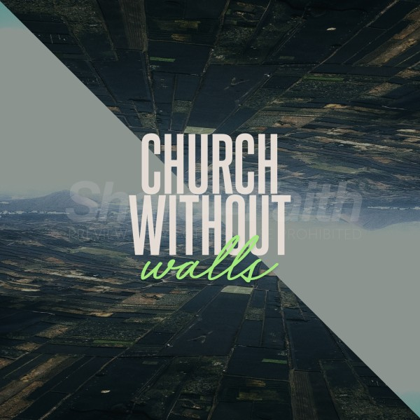 Church Without Walls Social Media Graphic