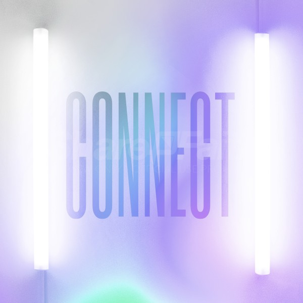 Connect Social Media Graphic