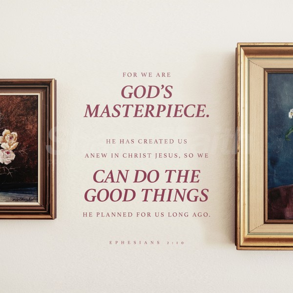 God's Masterpiece Social Media Graphic