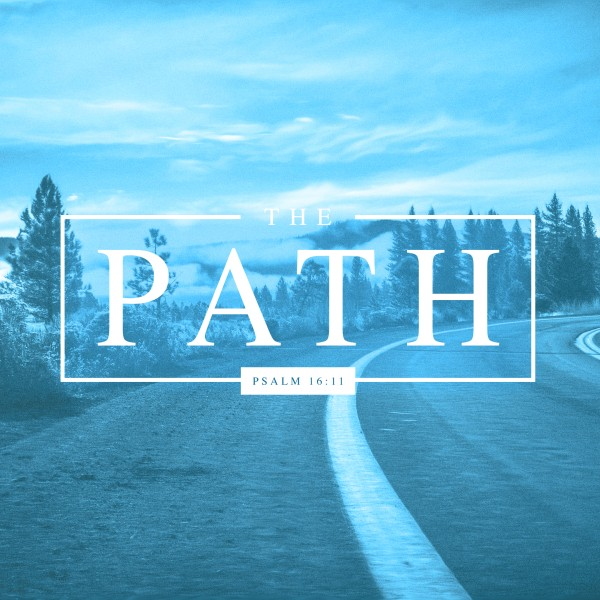 The Path Blue Social Media Graphic