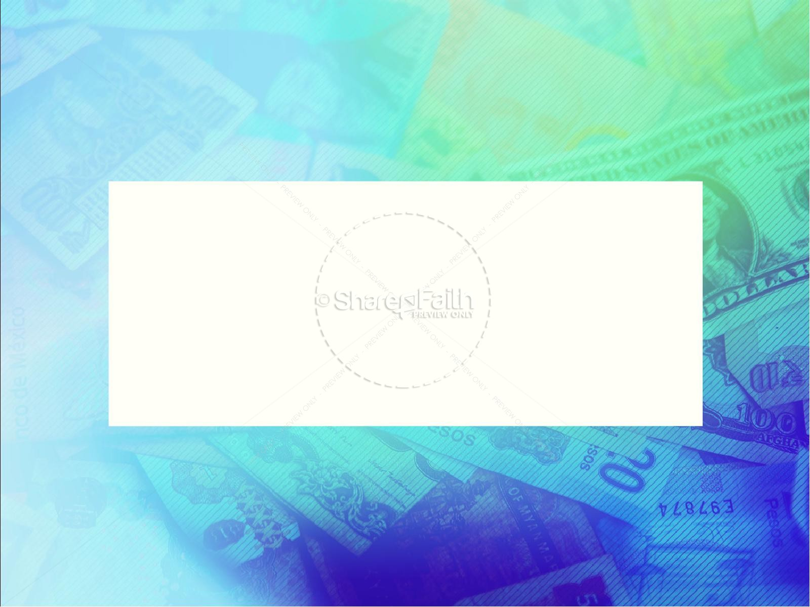 It's Only Money Church PowerPoint | slide 5