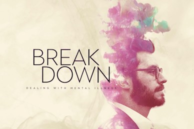 Breakdown Title Church Motion Graphic