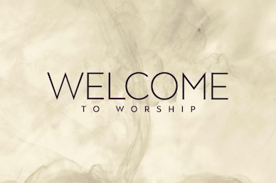 Breakdown Welcome Church Motion Graphic