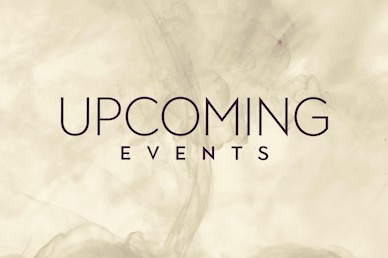 Breakdown Upcoming Events Church Motion Graphic
