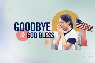 National Day Of Prayer Goodbye Church Video