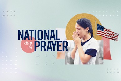 National Day Of Prayer Title Church Video