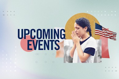National Day Of Prayer Upcoming Events Church Video