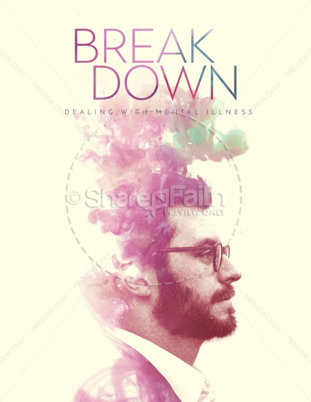 Breakdown Church Flyer