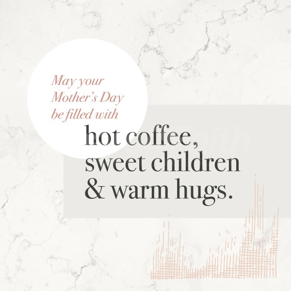 Mother's Day Social Media Graphic