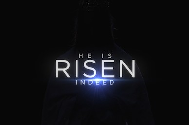 He Is Risen Easter Church Video