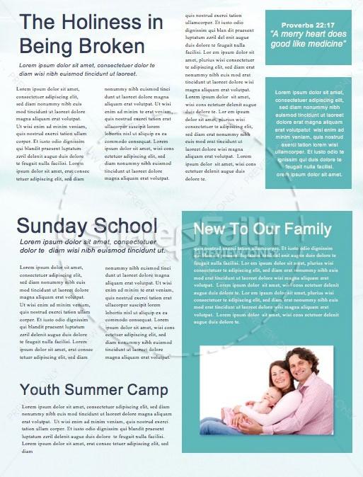 Deeper Church Newsletter