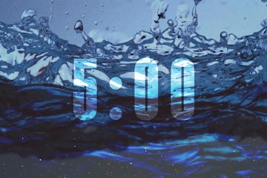 Deeper Countdown Church Motion Graphic