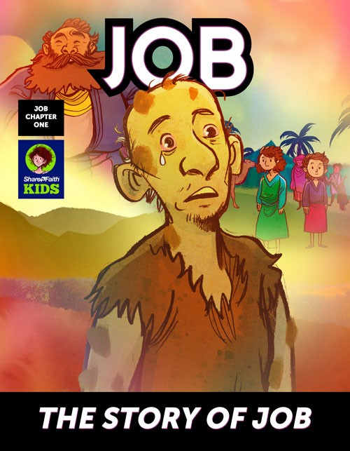 The Story of Job Digital Comic