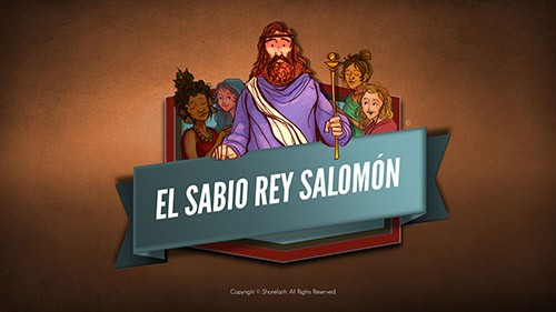 Wisdom Of Solomon Bible Video para niños