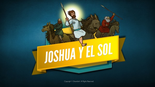Joshua 10 Sun Stand Still Bible Video para niños