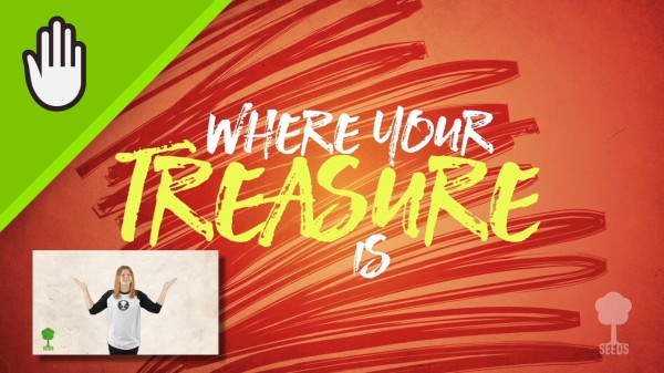 Treasure Kids Worship Video for Kids Hand Motions