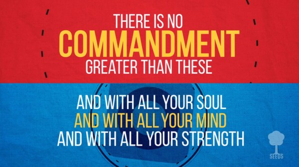 Greatest Commandment Kids Worship Video for Kids