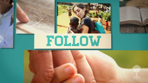 Follow Me Kids Worship Video for Kids