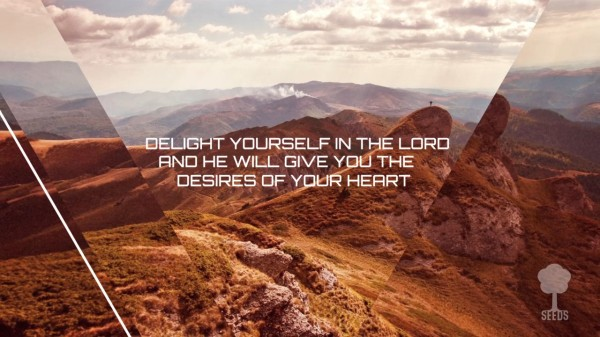 Delight Yourself In The Lord Kids Worship Video for Kids