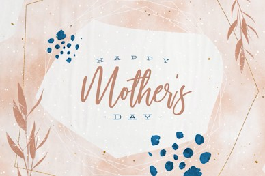 Mother's Day Title Church Motion Graphic