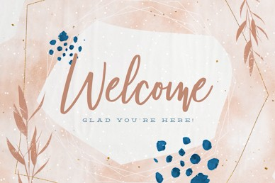 Mother's Day Welcome Church Motion Graphic