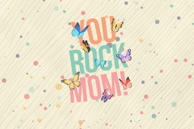 Mother's Day You Rock Title Church Video