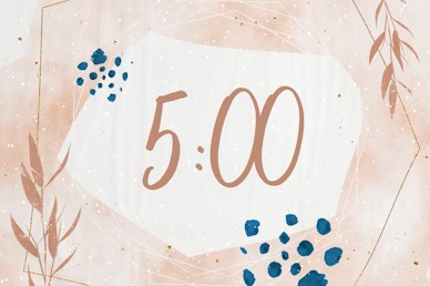 Mother's Day Countdown Church Motion Graphic