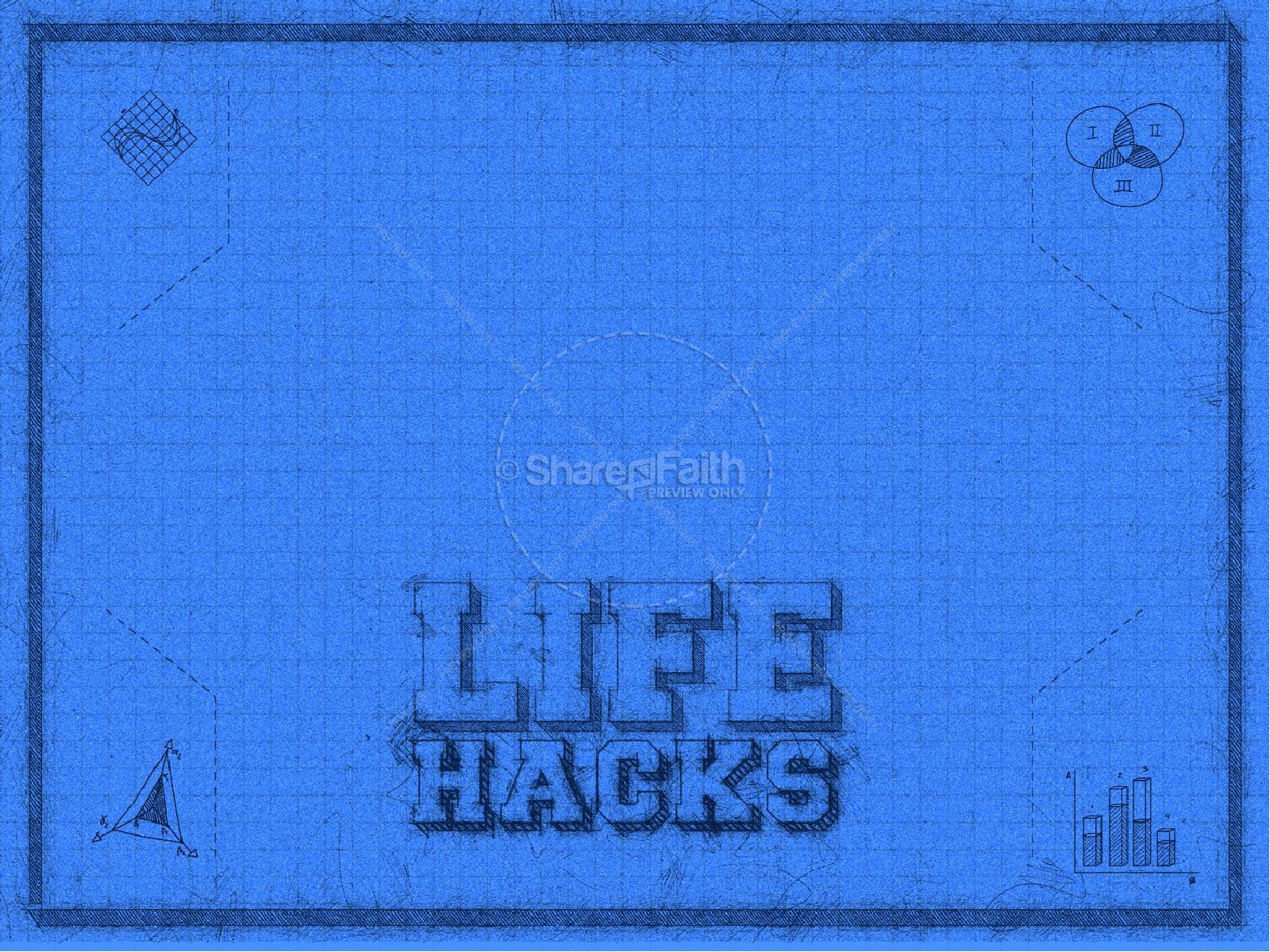 Life Hacks Church PowerPoint