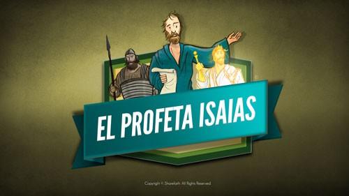 El profeta Isaías Video bíblico para niños 2