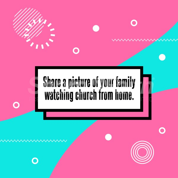 Family Picture Social Media Graphic