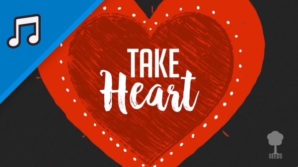 Take Heart Kids Worship Video for Kids Instrumental