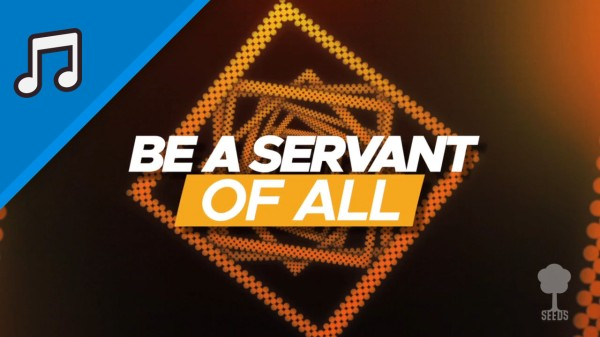 Servant Of All Kids Worship Video for Kids Instrumental