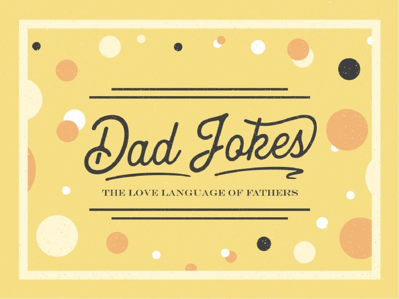 Dad Jokes Father's Day Church PowerPoint