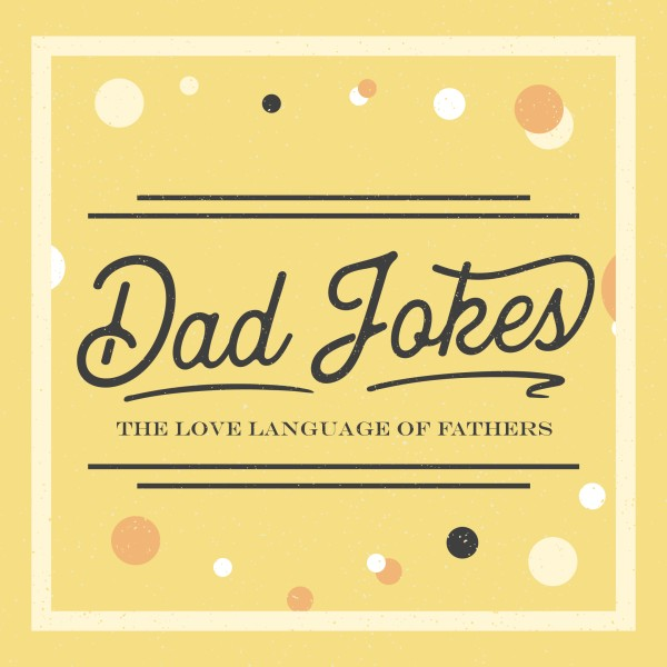 Dad Jokes Father's Day Social Media Graphic