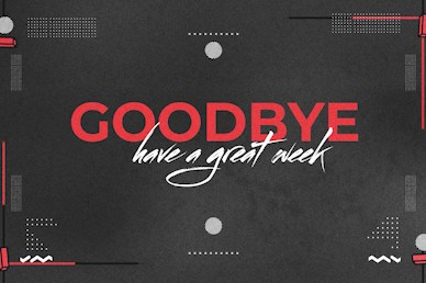 Selfless Goodbye Church Motion Graphic
