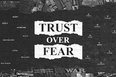 Trust Over Fear Title Church Video