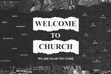 Trust Over Fear Welcome Church Video