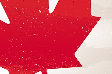 Canada Day Maple Leaf No Text Video