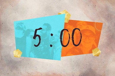 Friendology Countdown Church Motion Graphic