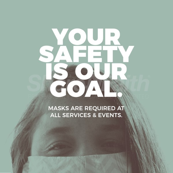 Masks Required Reopening Social Media Graphic