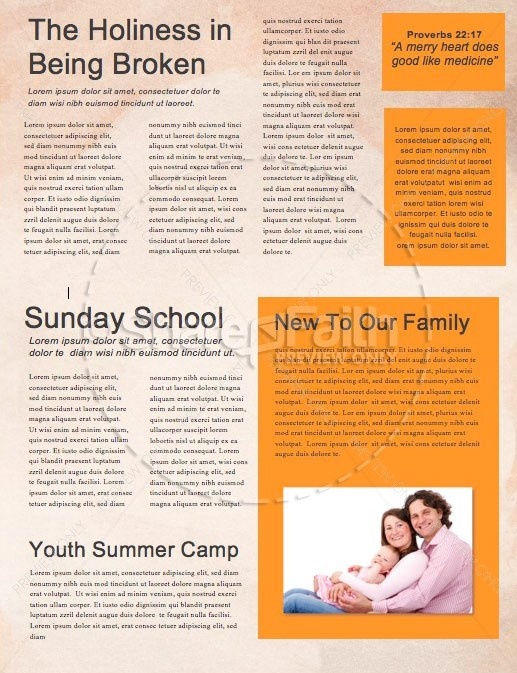Friendology Church Newsletter | page 2
