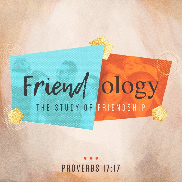 Friendology Church Social Media Graphic