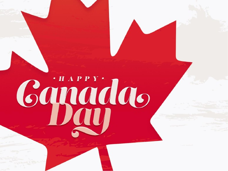 Canada Day Maple Leaf Church PowerPoint