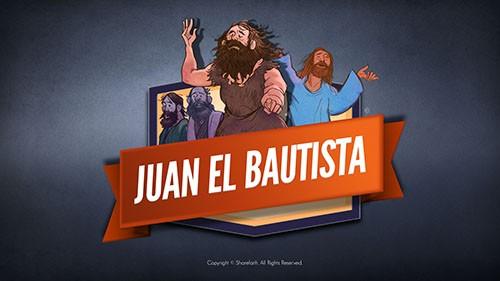 Video de la Biblia de Juan el Bautista para niños