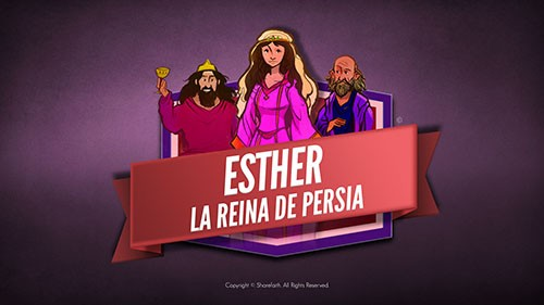 Queen Esther Bible Video para niños