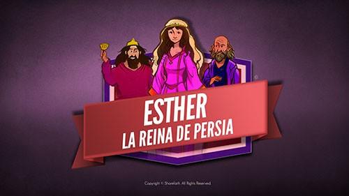 Queen Esther Bible Video para niños