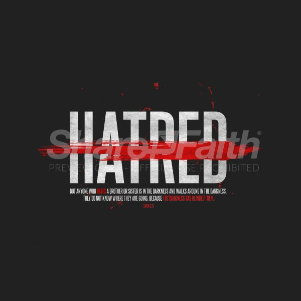No Room For Hatred
