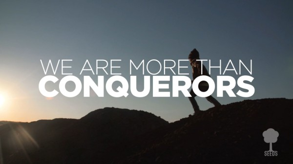 More Than Conquerors Kids Worship Video for Kids