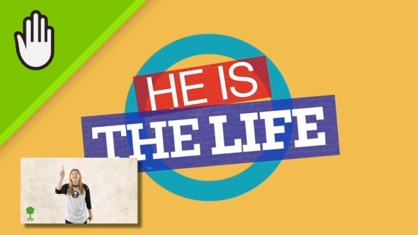 The Life Kids Worship Video for Kids Hand Motions
