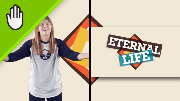 The Life Kids Worship Video for Kids Hand Motions Split Screen